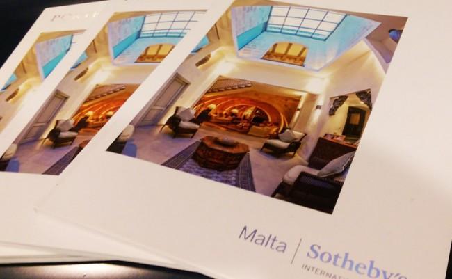 The Malta Sotheby's Realty Portfolio Publication