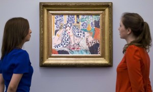 Sotheby's breaks sales records