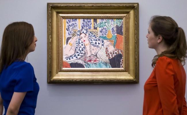 Sotheby's breaks sales records