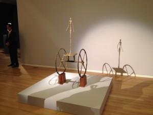 Alberto Giacometti Chariot Sothebys