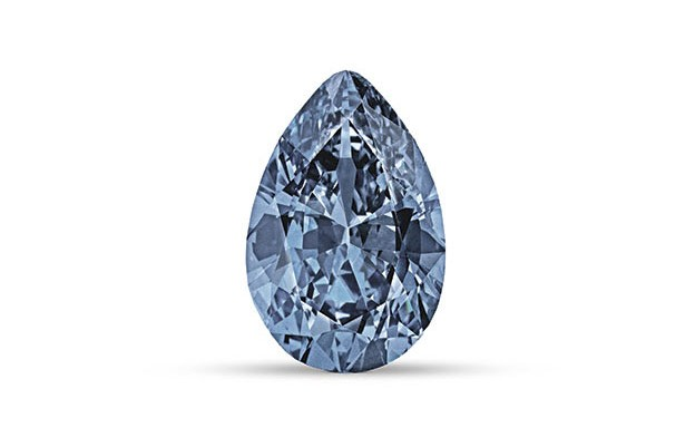 Blue diamond Sotheby's