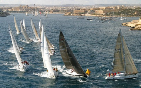 Rolex Middle Sea Race Malta 2014
