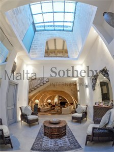 Mdina property interior