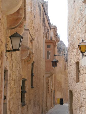 Mdina street