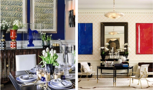 Richard Mishaan designed rooms