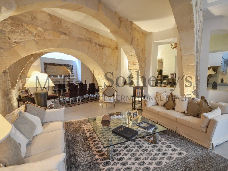 Mdina property interior