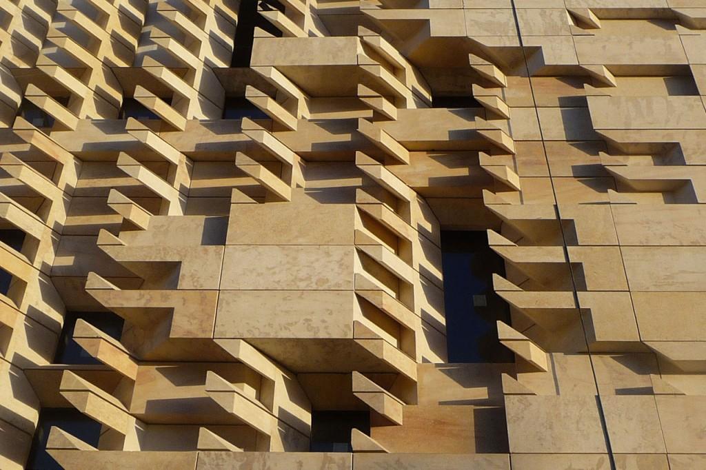 New Parliament Building in Valletta, Malta