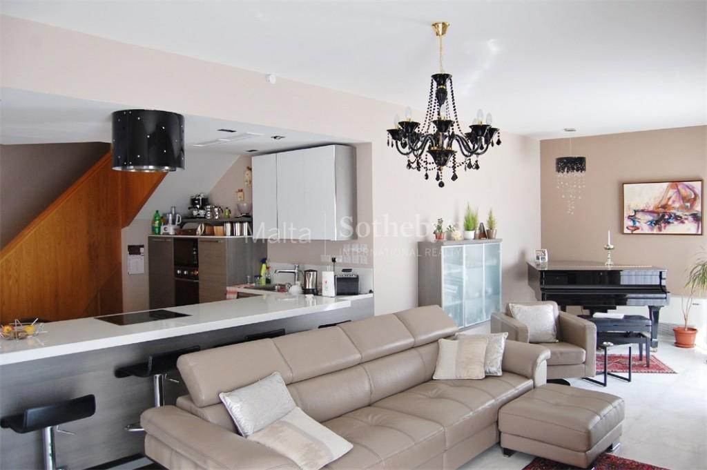 Duplex Apartment, Tigne Point