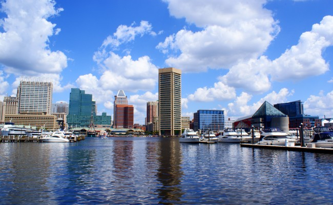 Sotheby's International Realty brand expansion in Baltimore, Maryland