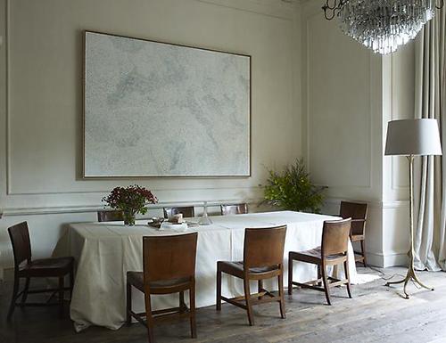 Rose Uniacke designed dining room