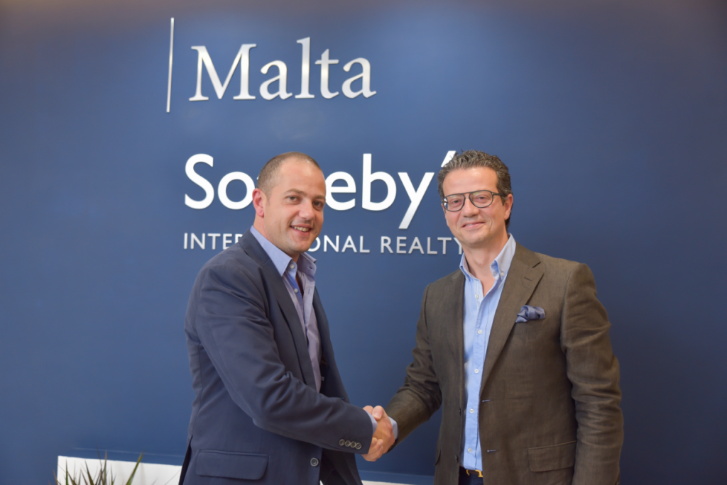 Malta Sotheby's International Realty appoints new General Manager