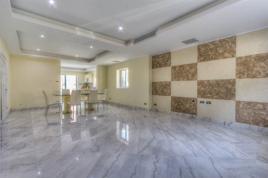 Renovated villa, Attard