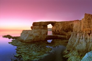 Azure Window at Dwejra in Gozo