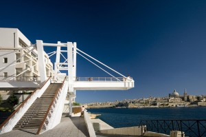 Tigne Point in Sliema