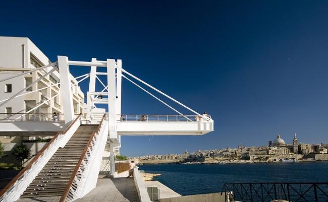 Tigne Point in Sliema