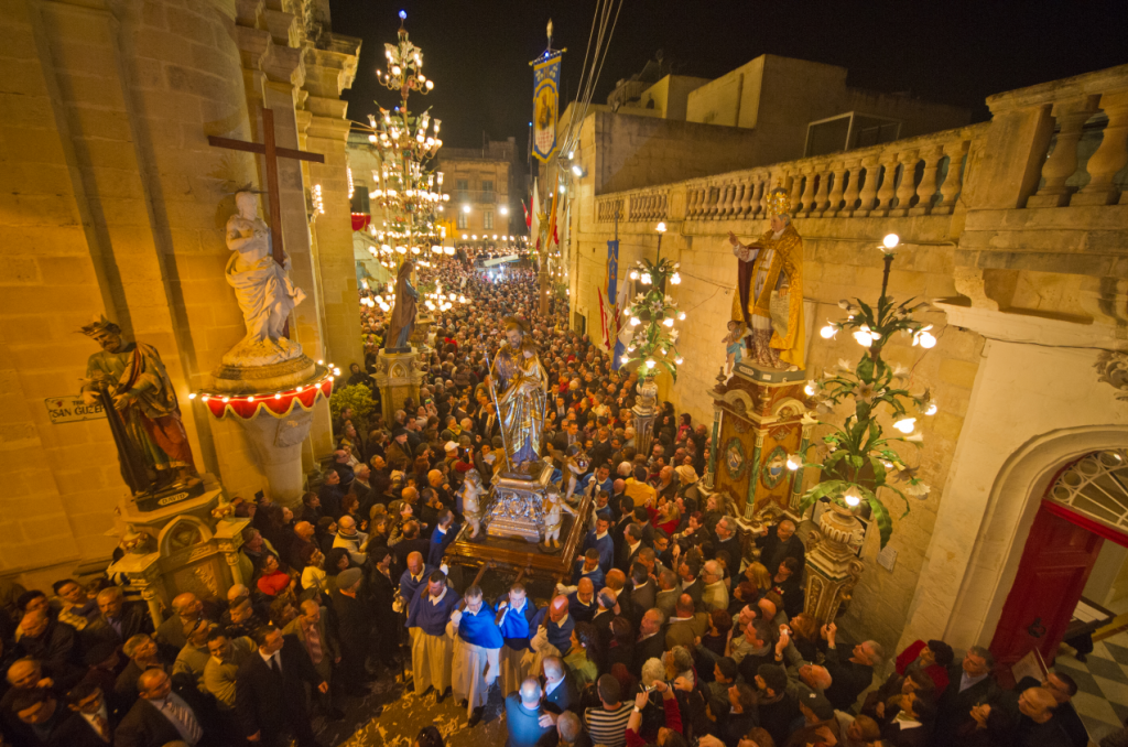 Feast of St. Joseph in Rabat
