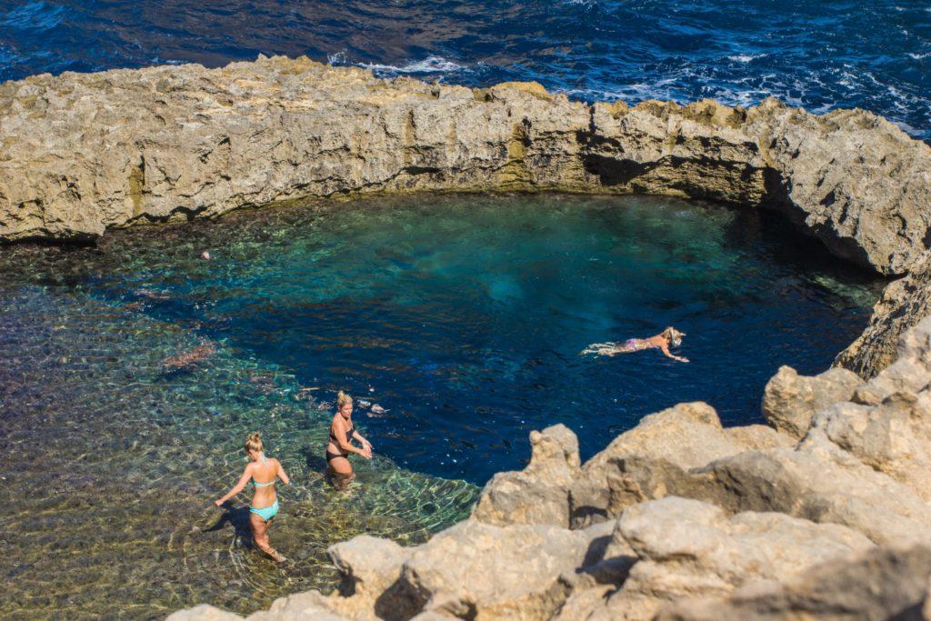 Dwejra Malta