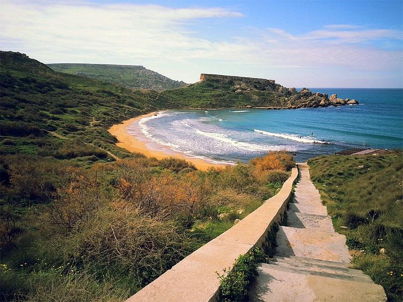 Riviera beach ghajn tuffieha