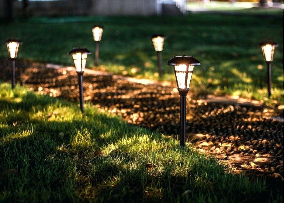 garden paths lights